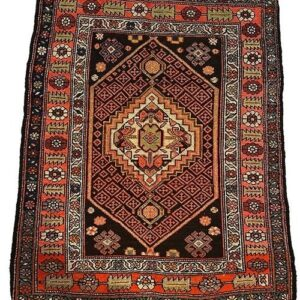 Tappeto persiano Malayer 135x109cm