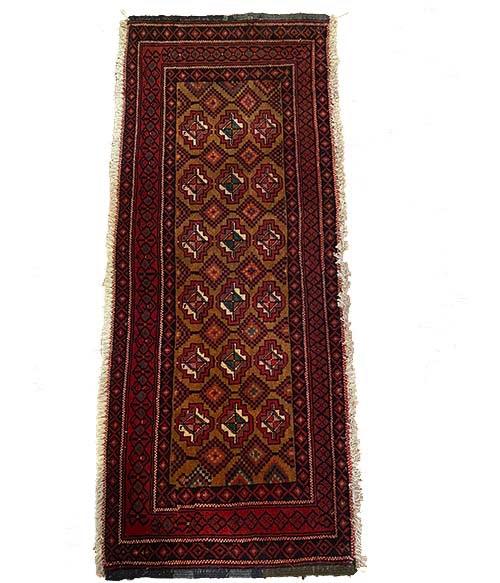 Tappeto persiano Poshti