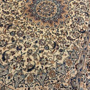 Tappeto persiano Nain 200x130cm