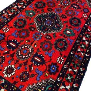 Tappeto colorato Karabagh 226x134 cm